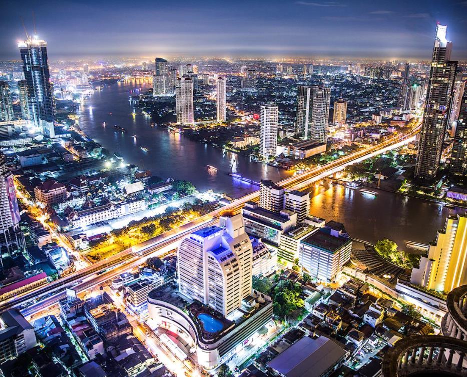 Flüge: Bangkok / Thailand (- Juni 21) Hin- und Rückflug mit 5* Singapore Airlines von Amsterdam für 398€ inkl. Gepäck