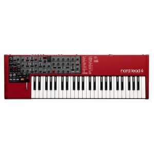 Clavia Nord Lead 4 Synthesizer Musikinstrumente Amazon Prime