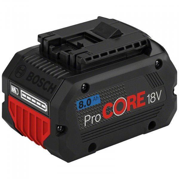 Bosch Professional ProCORE18V 8.0Ah - 1600A016GK - mit Füllartikel