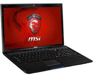Low Budget Gamer Notebook MSI Notebook GE60-i760M245FD i7 GTX 660m