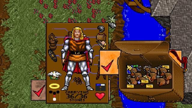 Klassiker: Ultima VII incl. aller Erweiterungen