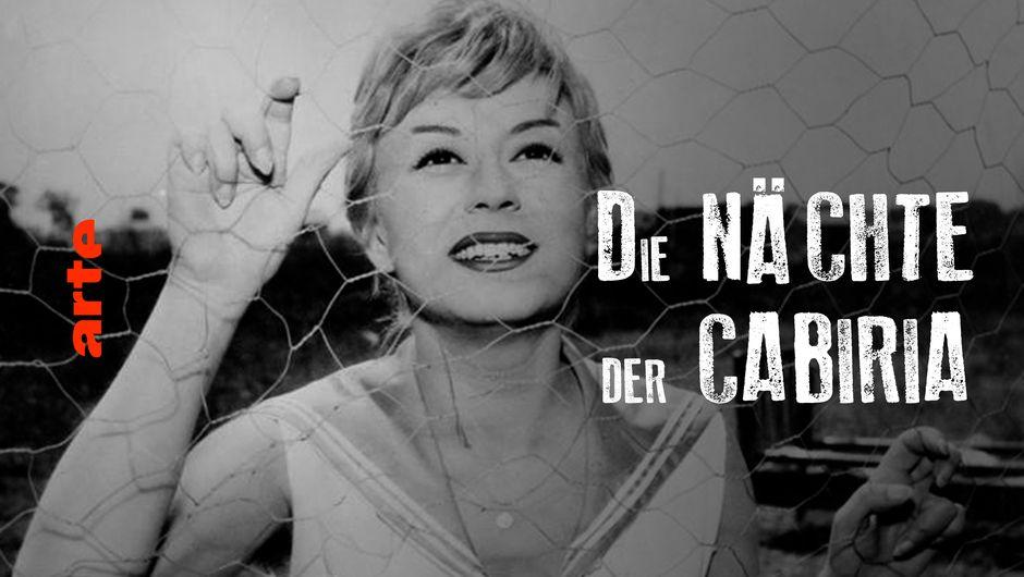 Die Nächte der Cabiria von Federico Fellini, kostenlos auf ARTE streamen, 720p, IMDB 8,1