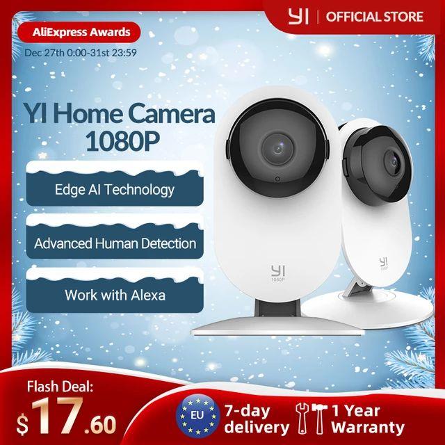Yi home Überwachungskamera 1080p - versand aus EU