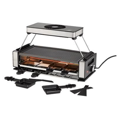 [METRO] Unold Raclette Smokeless 8 Pfännchen