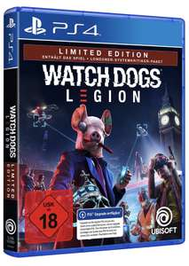 Watch Dogs Legion Limited Edition - [PlayStation 4 / PS5]