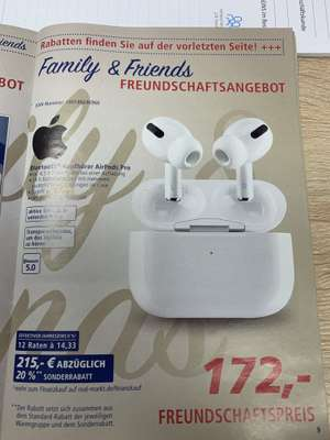 Apple Airpods Pro Real Family & Friends