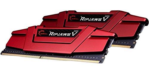 G.Skill RipjawsV 16GB Red