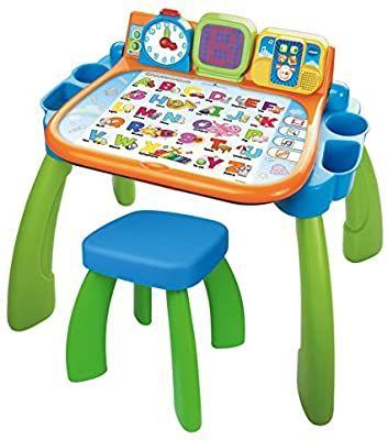 [Amazon] Vtech Magischer Schreibtisch 3-in-1, Farbe Grün, für 39,99€