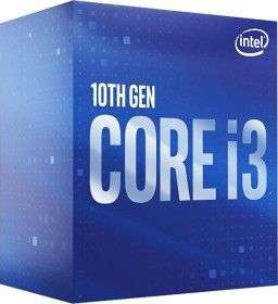 [Alternate Tagesdeal] Intel Core i3-10320 (Boxed, Sockel 1200, 4C/8T, 65W TDP, 3,8Ghz)