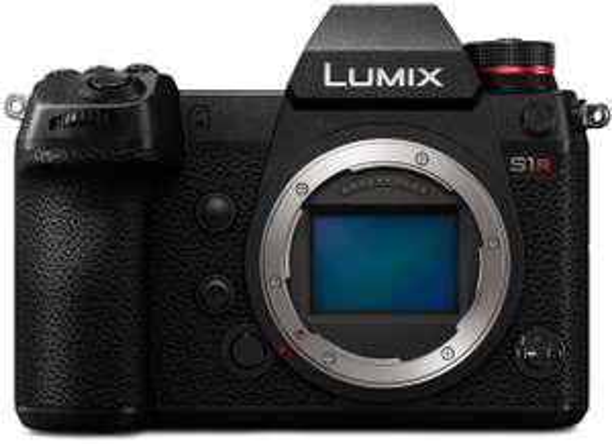 Panasonic Lumix S1R Systemkamera