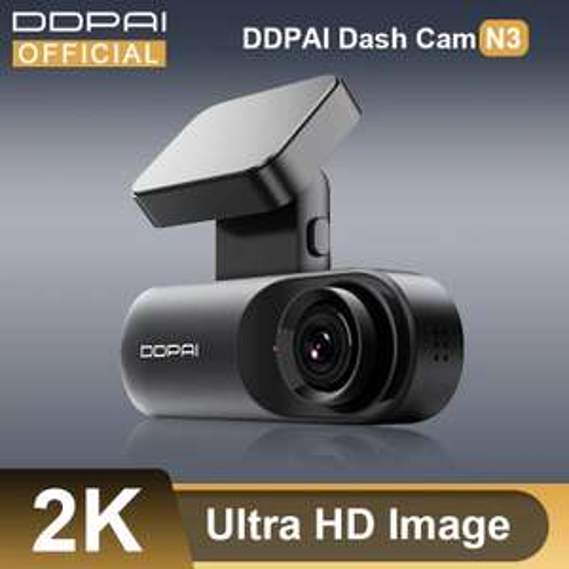 DDPAI Dash Cam Mola N3