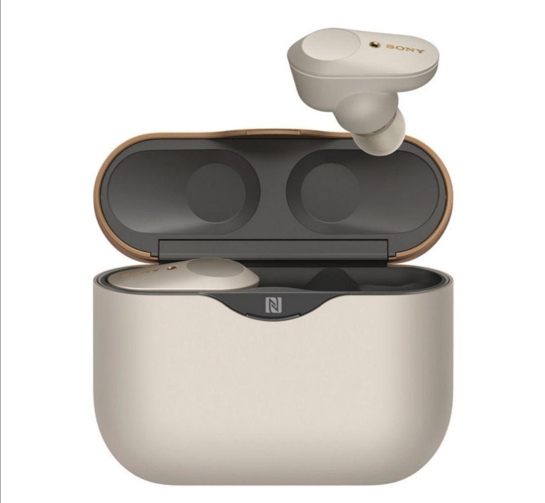 Sony WF-1000XM3 Noise Cancelling True Wireless Headphones Bluetooth