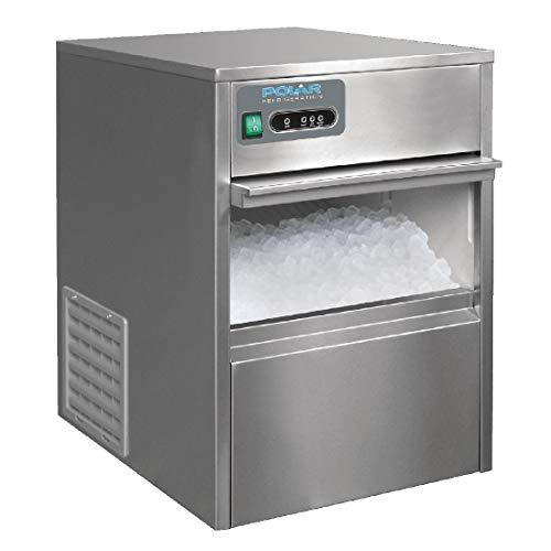 [Prime]Polar Refrigeration T316 (Eiswürfelmaschine) Edelstahl, 20kg/24hr