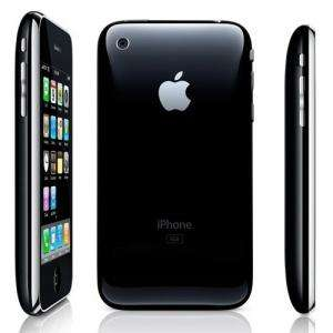 Apple iPhone 3GS 8GB schwarz -