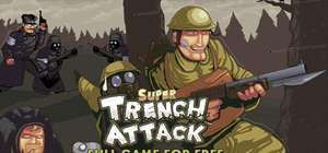 [Indiegala] Super Trench Attack kostenlos (Windows PC) - sehr positive Reviews