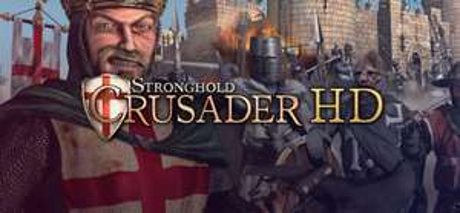 [GOG] Stronghold Crusader HD