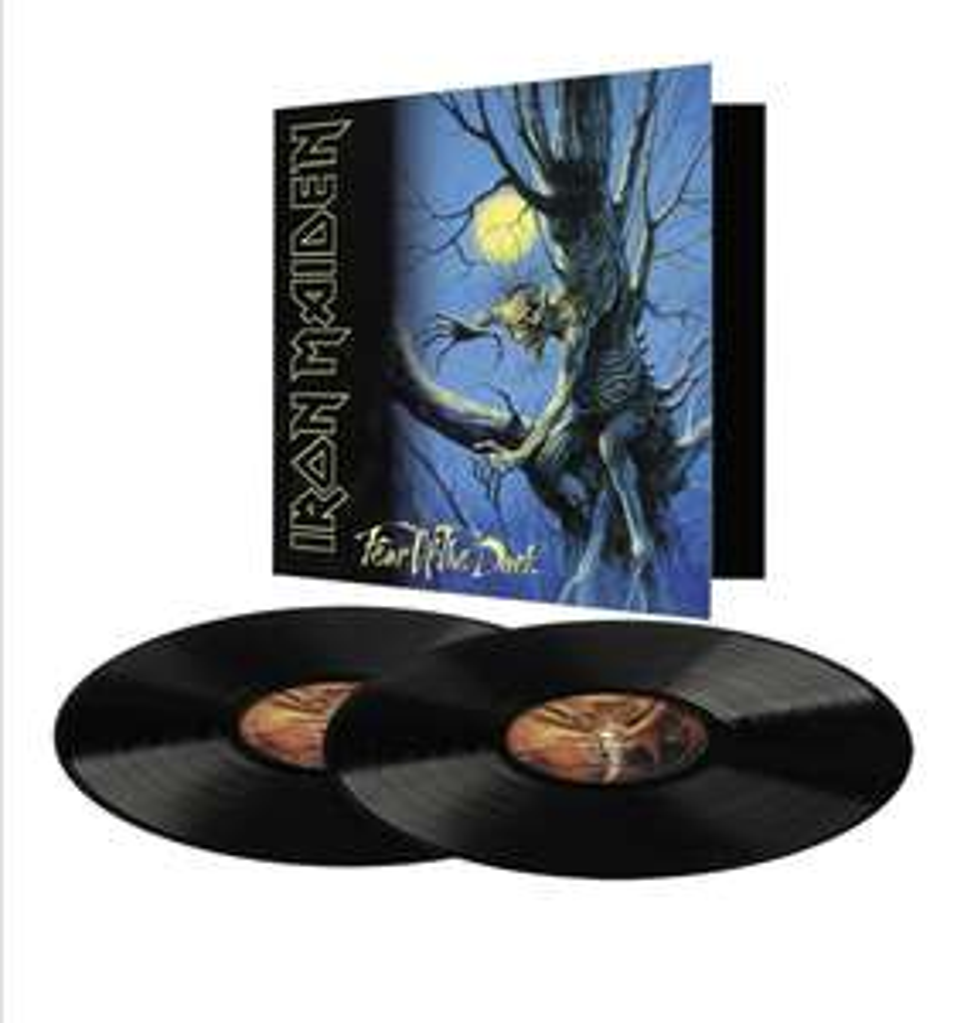 Iron Maiden - Fear of the Dark 2015 Remastered Vinyl LP