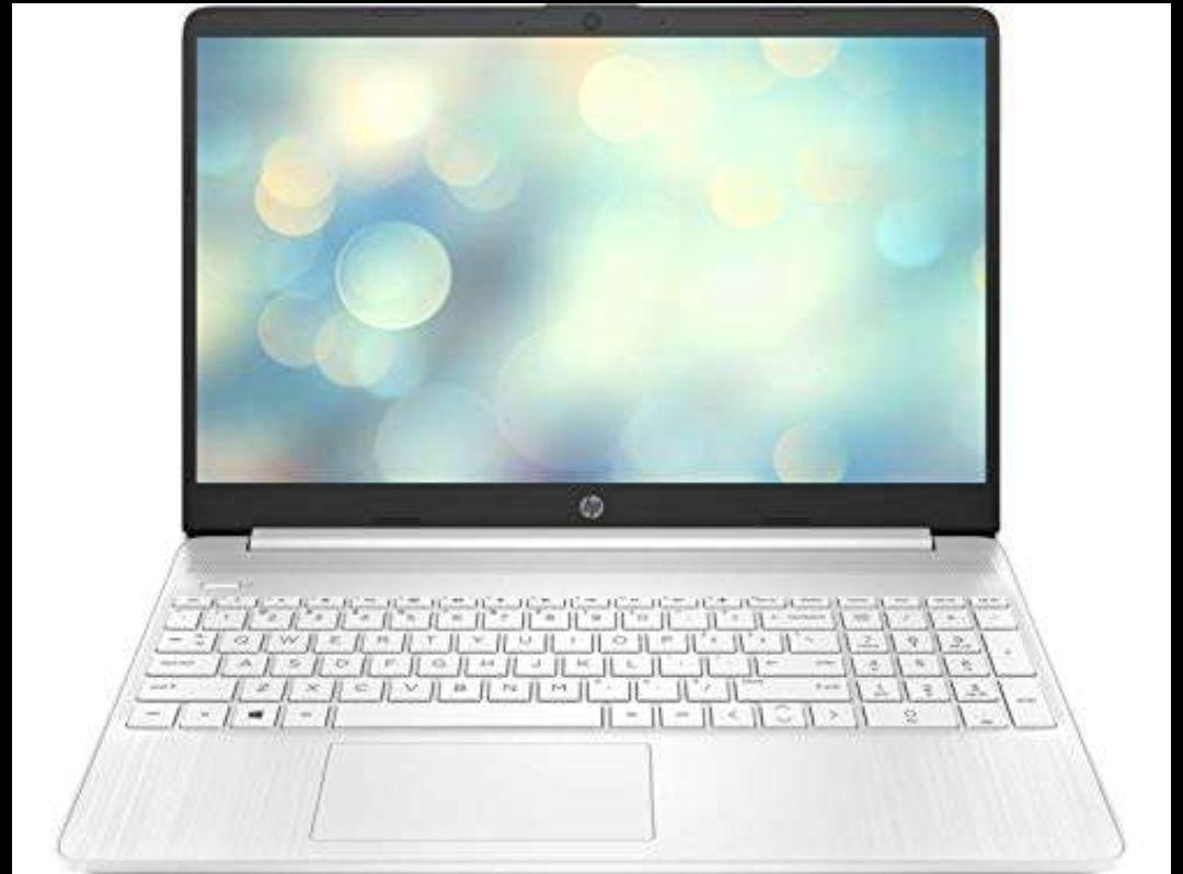 HP 15s-eq1050ns 15,6-Zoll-FullHD (AMD Ryzen 5-Prozessor, 12 GB RAM; 512 GB SSD,Spanischen Tastatur