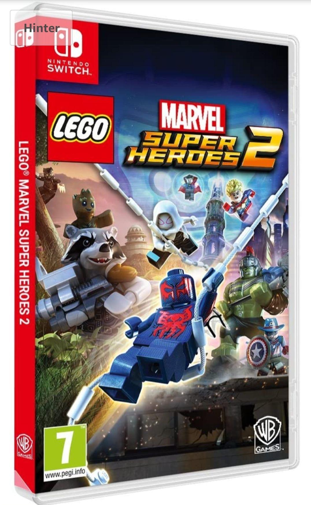 Lego Marvel Superhelden 2 - Amazon Exclusive Edition - Nintendo Switch
