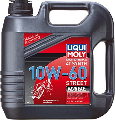 Liqui Moly 1687 Racing Synth 4T Motoröl 10W-60