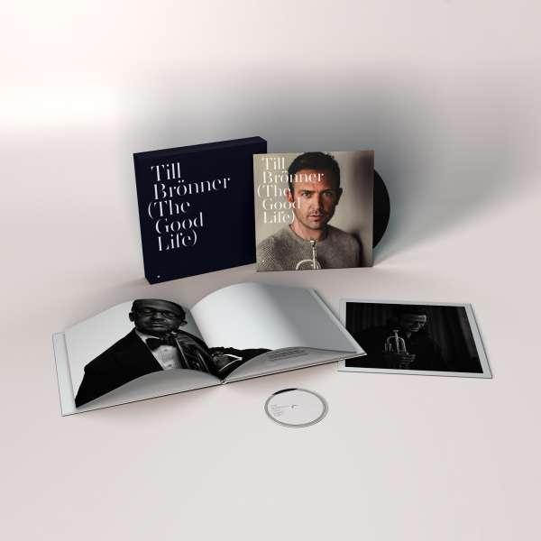 [VINYL] Till Brönner - The Good Life LP (180g) (Limited-Super-Deluxe-Edition)