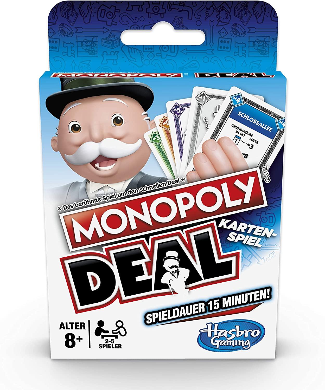 Monopoly Deal (Deutsch)