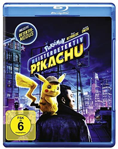 Pokémon Meisterdetektiv Pikachu [Blu-ray] Werbeaktion ( Amazon Prime )