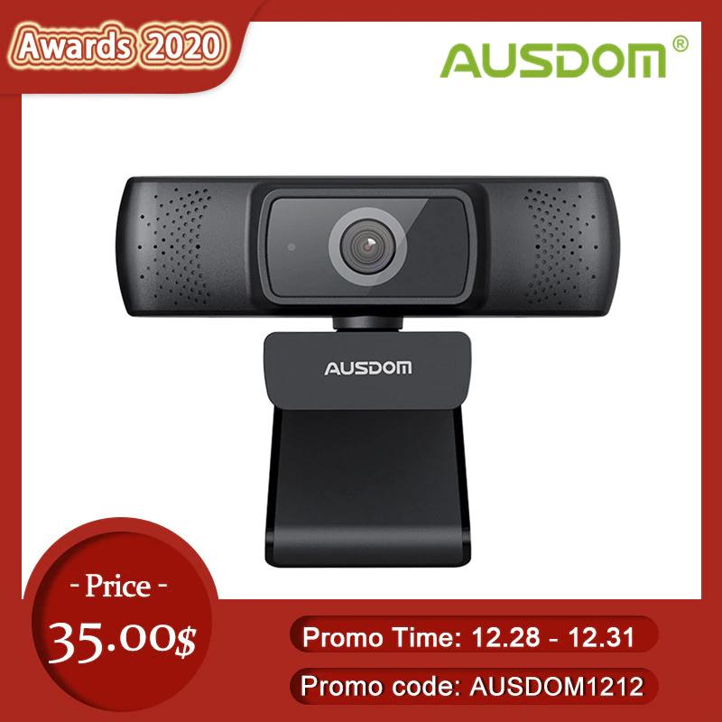 AUSDOM AF640 Webcam