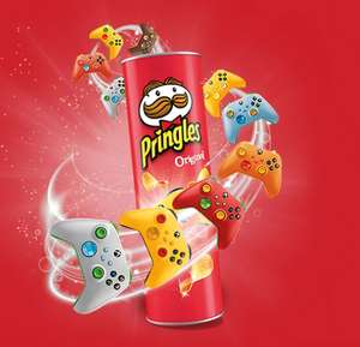 28 Tage Xbox Game Pass Ultimate plus 4 Pringles Dosen