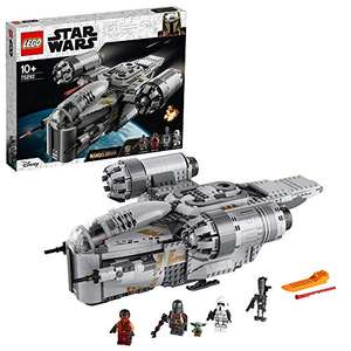 Lego Star Wars Razor Crest 75292 wieder verfügbar