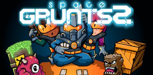 Space Grunts 2 von OrangePixel [Google Play Store und iOS]