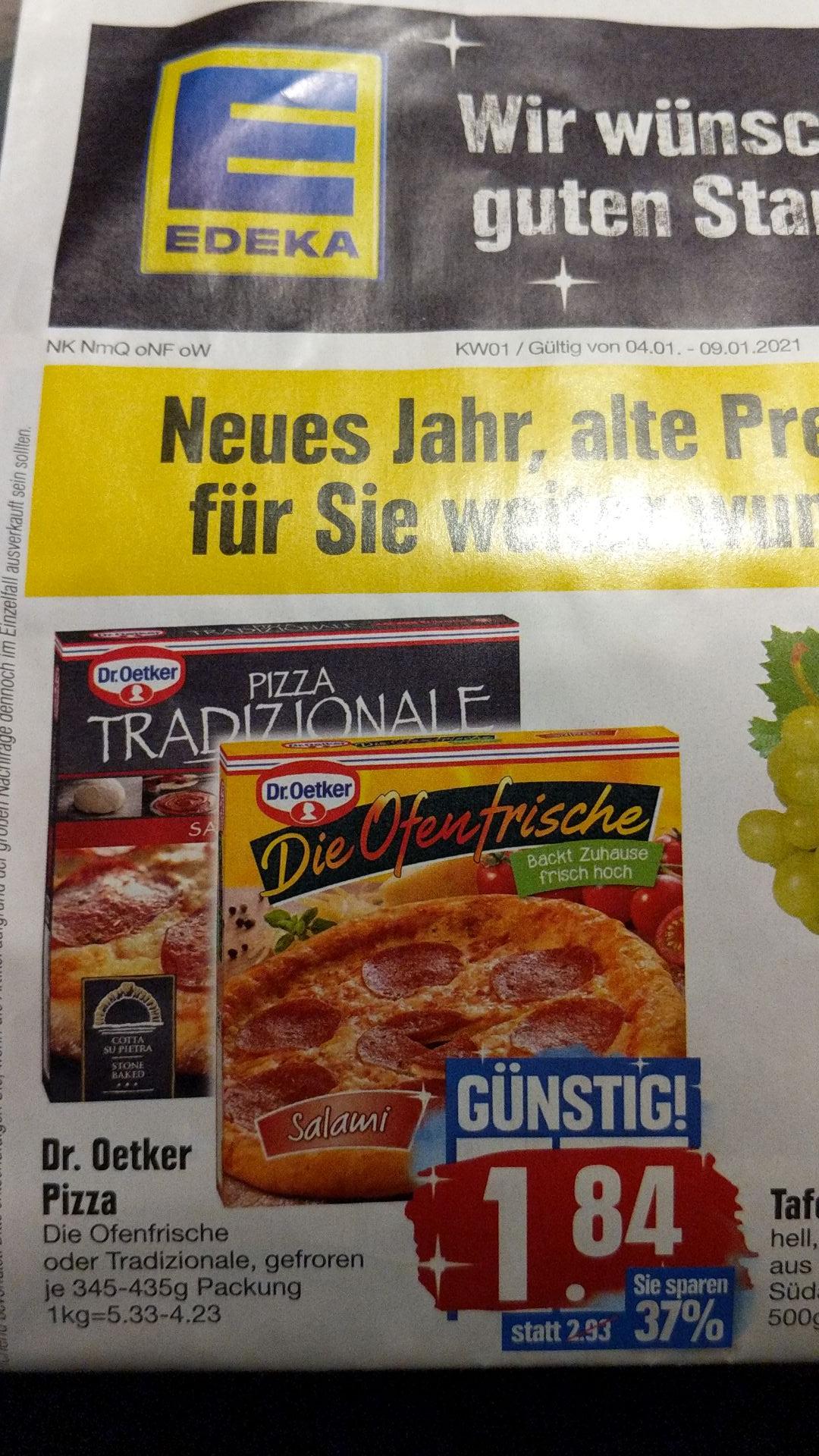 Bei Edeka Südbayern: Die Ofenfrische im Angebot