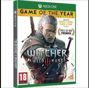 The Witcher 3 GOTY Edition Xbox
