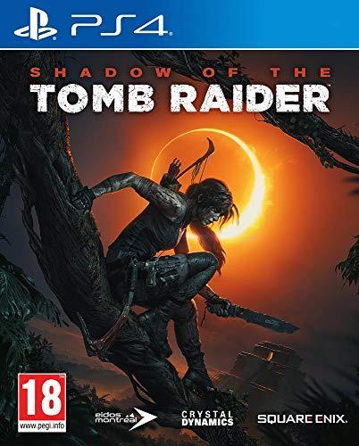 Shadow Of The Tomb Raider (ps4) für 11,08€ @ Rarewaves