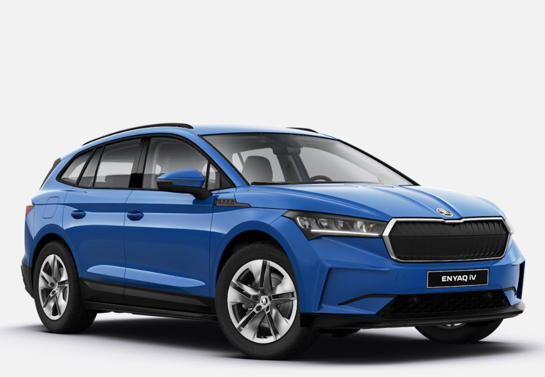 Autokauf: Skoda Enyaq Elektro iV 60 / 179 PS (konfigurierbar) als Neuwagen für 26.302€ inkl. Überführung / LP: 38000€