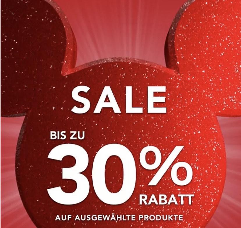 Disney-Sale mit bis zu 30% Rabatt + 10% Extra Rabatt
