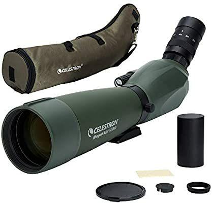 [Amazon] Celestron Spektive, Sammeldeal, Regal M2 52305-DS 80ED Spektiv, Grün für 606,80€