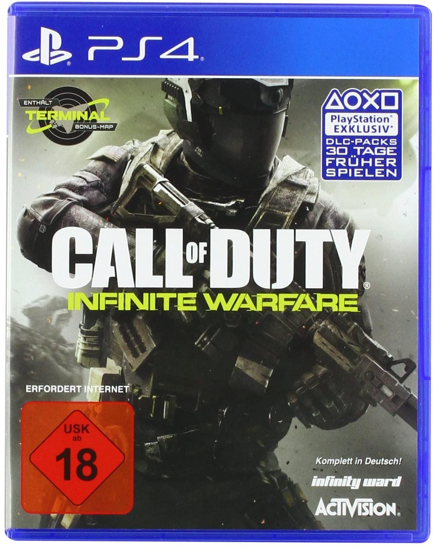 [PS4] Call of Duty: Infinite Warfare (Standard Edition) | Lokal Expert (Buxtehude)
