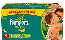 Pampers Baby-Dry Megapack bei Netto mit Pampers Gutschein