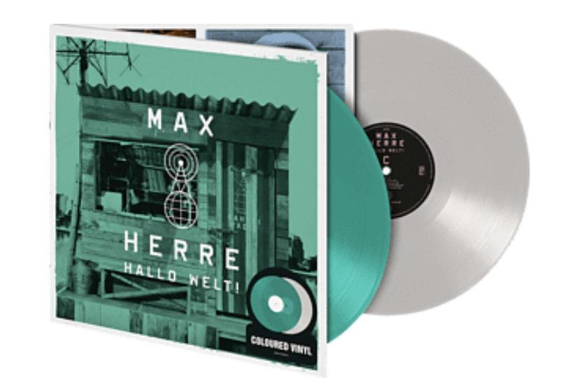 Max Herre - Hallo Welt! Vinyl LP für 9,99€ + Versand bei Media Markt/Saturn