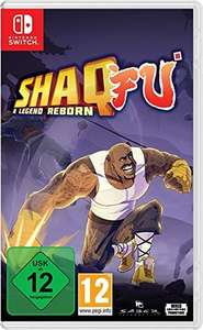 [Nintendo Switch] Shaq Fu: A Legend Reborn (Real.de)