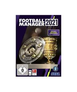 Football Manager 2021 Limited Edition (PC) [Steam]