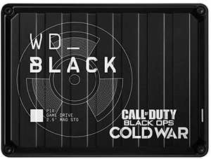 WD_BLACK Call of Duty: Black Ops Cold War Special Edition P10 2TB Game Drive [Amazon & Otto]