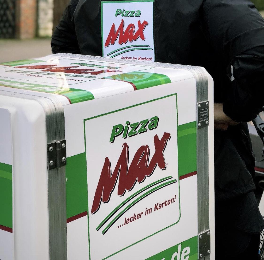 [Pizza Max] 3€ Rabatt auf deine Bestellung