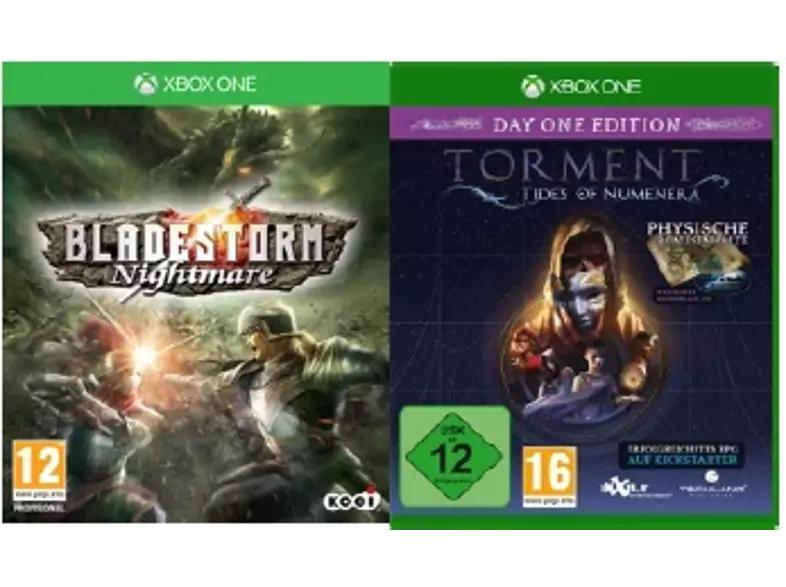(Xbox One) | 2 Games Bundle | Bladestorm Nightmare & Torment - Tides of Numenera | Saturn Abholung