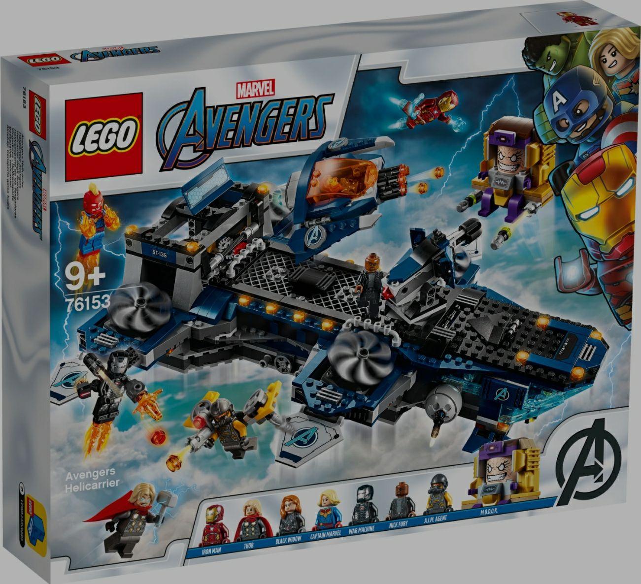LEGO 76153 Avengers Helicarrier (Müller Filialabholung)