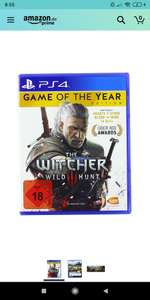 The Witcher 3: Wild Hunt - Game of the Year Edition PS4 & Xbox One