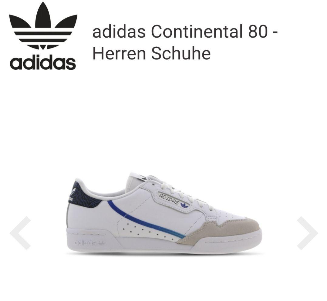 Adidas Continental 80 - viele Größen vorrätig
