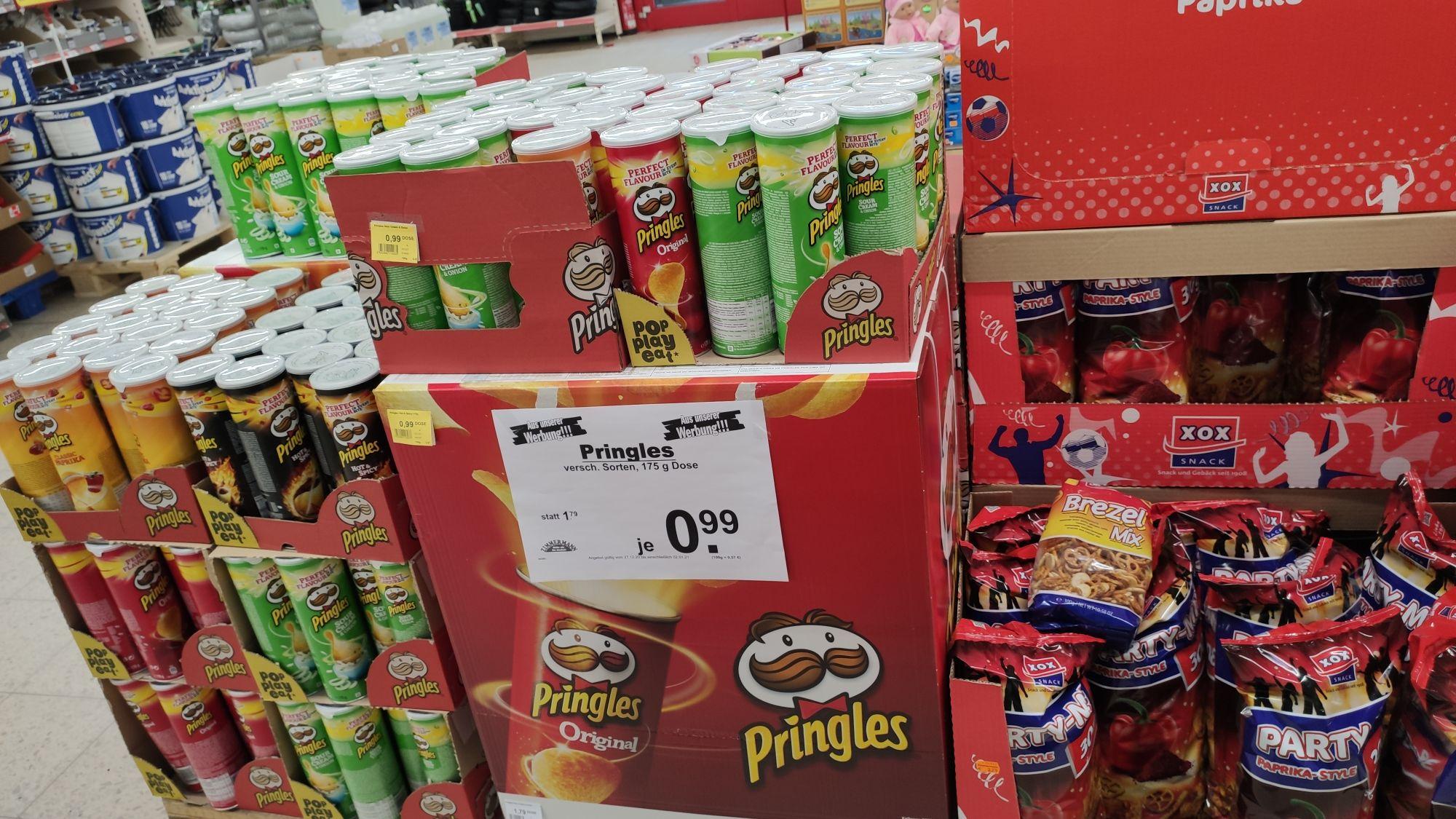 [Zimmermann - Hambühren / Lokal?] Pringles verschiedene Sorten