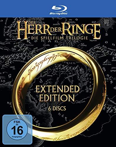 Der Herr der Ringe - Extended Edition Trilogie mit 8,68 € Direktabzug an der Kasse